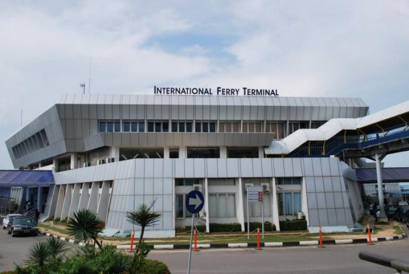 Batam Centre International Ferry Terminal